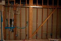 Week 5-6: Rough Wiring & Plumbing
